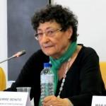 Paca Aguirre - Poeta y miembro del consejo participativo FEUP