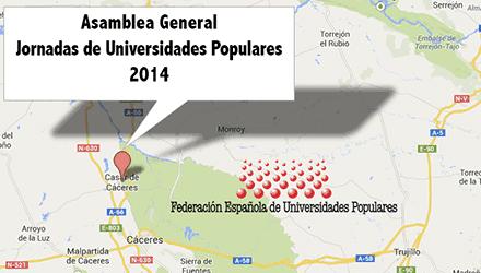 Asamblea General FEUP 2014