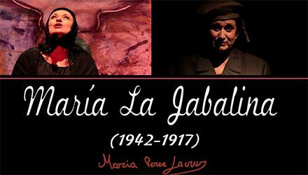 María -La Jabalina-