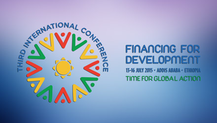 Financing for development Conference 2015
