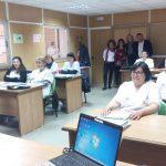 Participantes - Visita Presidenta FEUP a Calzada de Calatrava