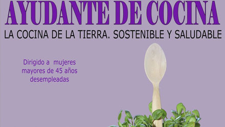 UP Andorra: Programa Sara - Curso Ayundate de Cocina