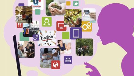 Universidad Popular de Ronda: Seguimiento del Programa SARA