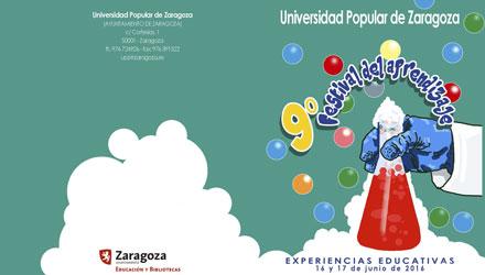 IX Festival del Aprendizaje. UP Zaragoza