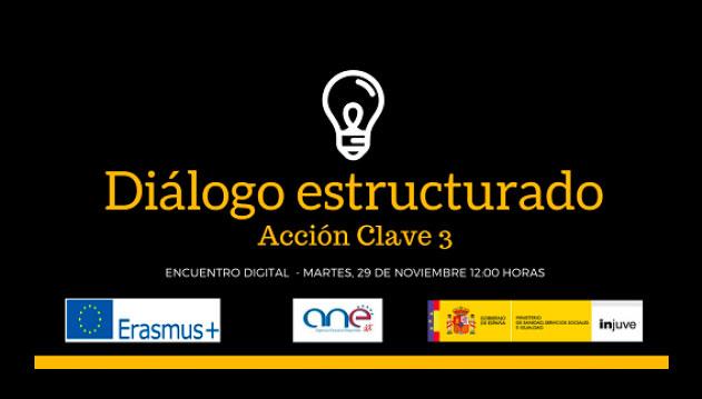 Erasmus+ Diálogo Estructurado-Acción clave 3 (KA3)