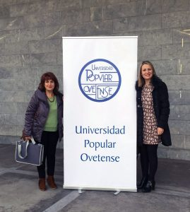 Presentación UP Oviedo