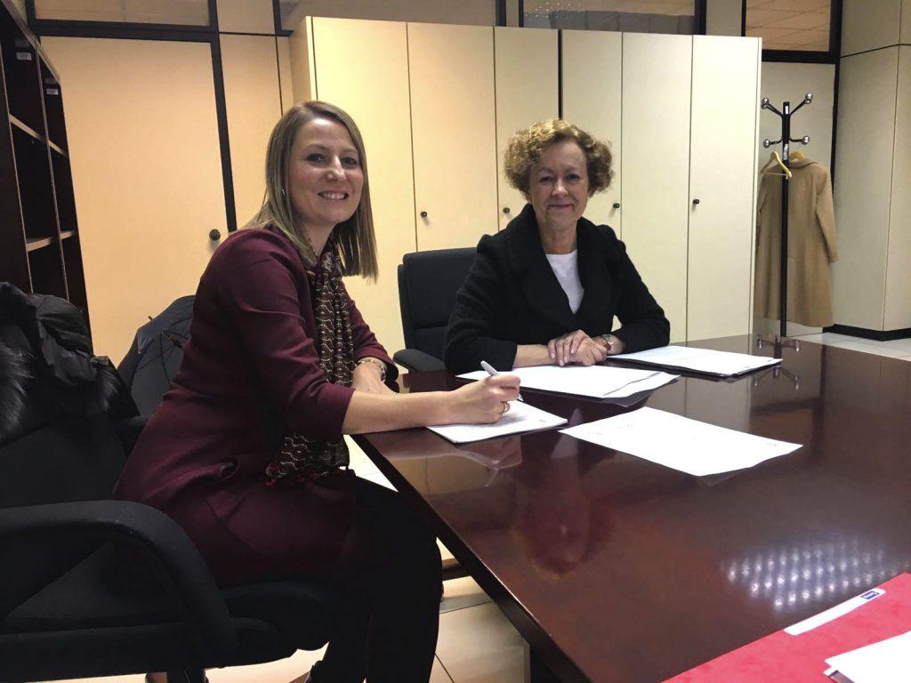 Firma convenio ministerio 2016