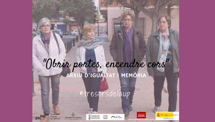 Universidad Popular de Valencia: Archivo de Igualdad y Memoria