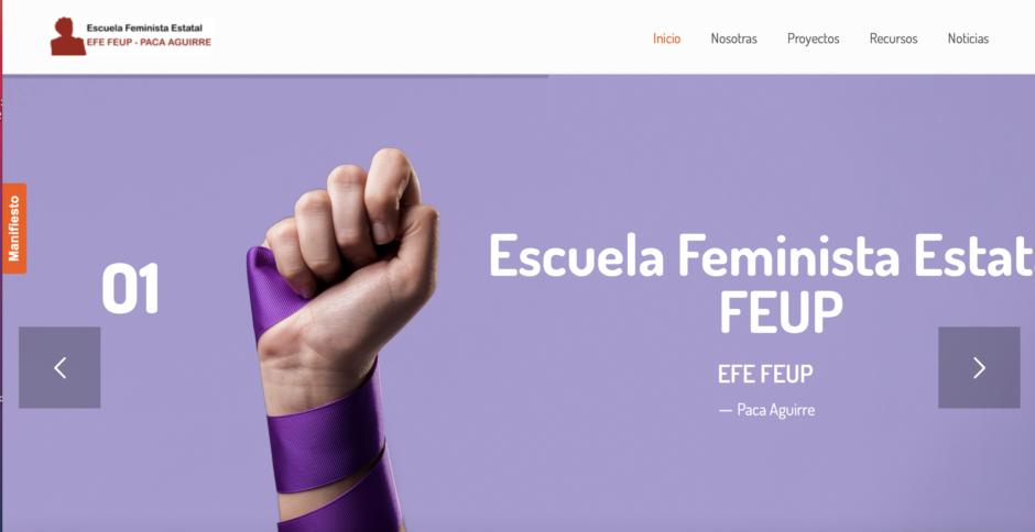 Web EFE- FEUP Paca Aguirre