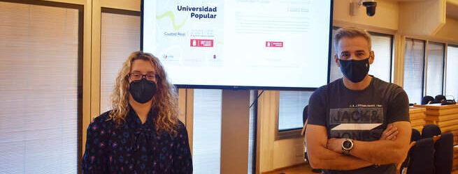 Programación Universidad Popular Ciudad Real